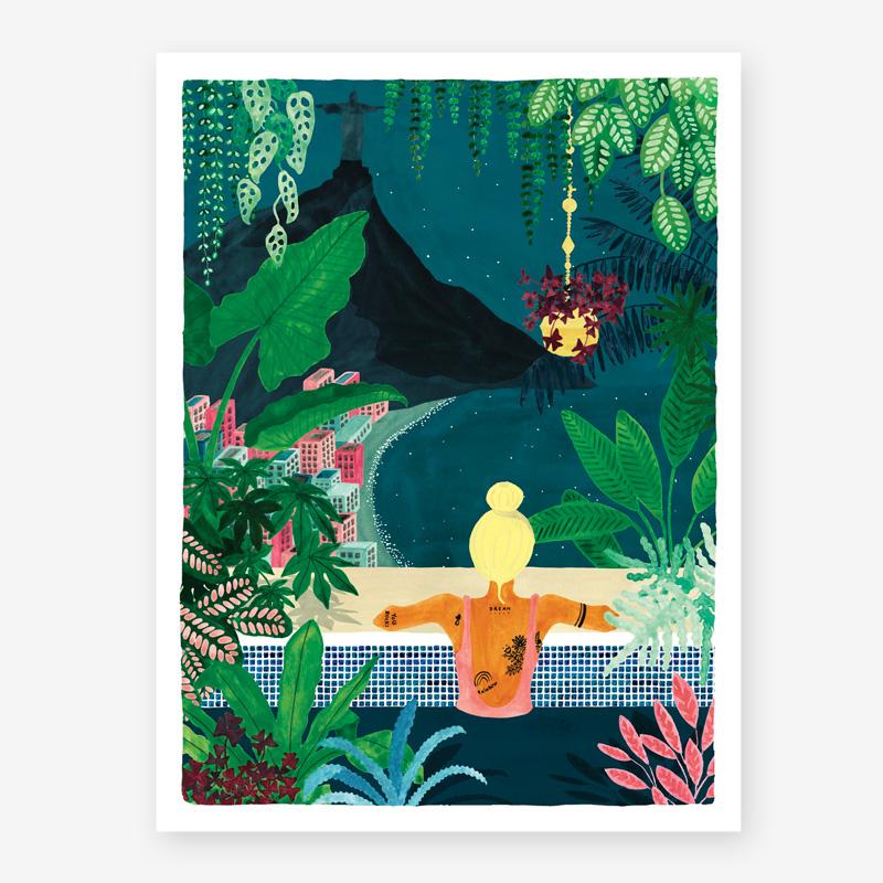 """Poster """"Rio"""""""
