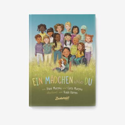 """Buch """"Ein Mädchen wie du"""" Ansicht Cover"""