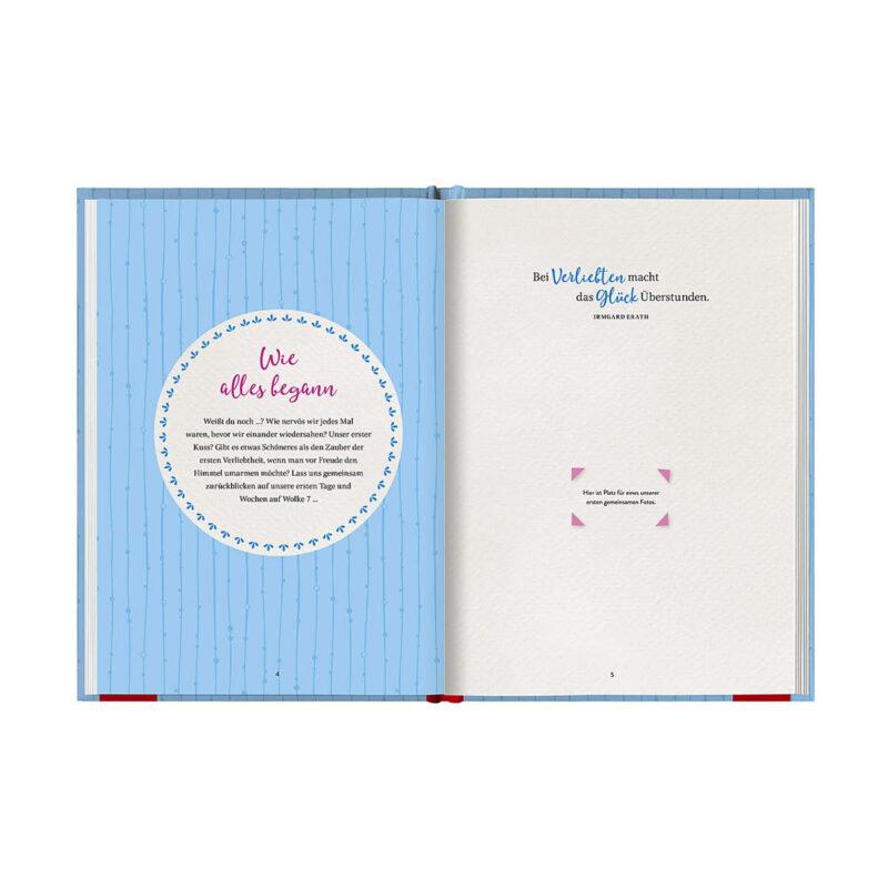Du & ich - Ein Erinnerungsbuch für uns zwei