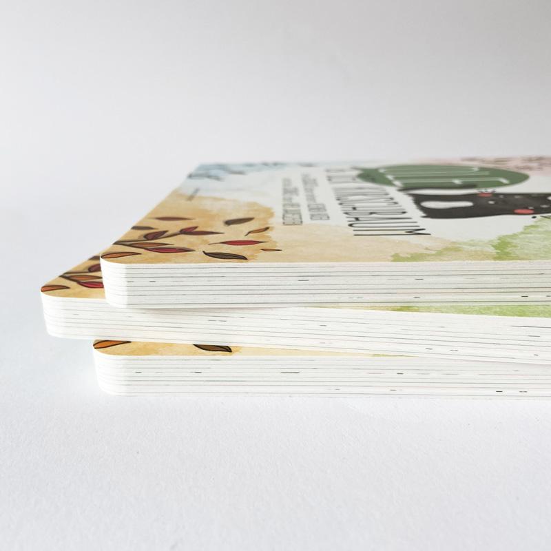 """Kinderbuch """"Ole und der Kirschbaum"""" - Seitenansicht"""