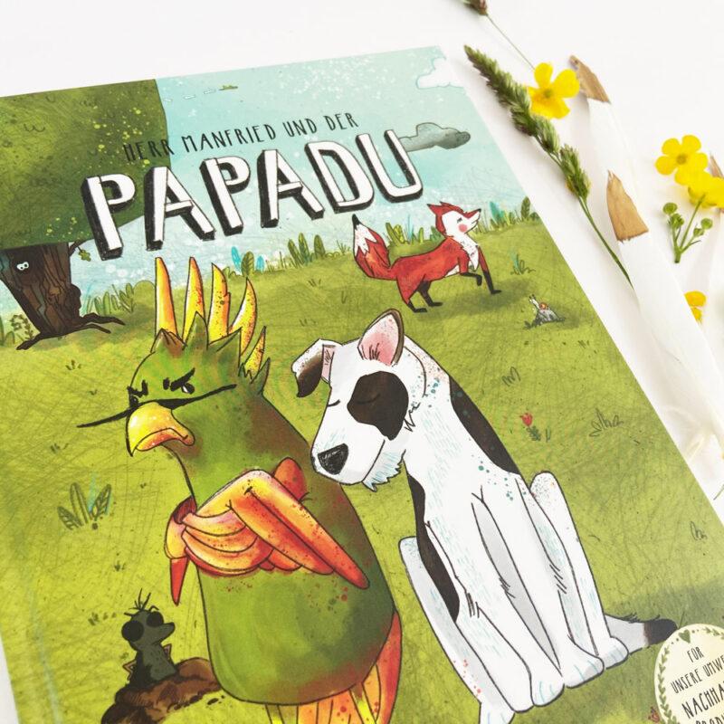 Kinderbuch-Papadu_Cover_Nahaufnahme