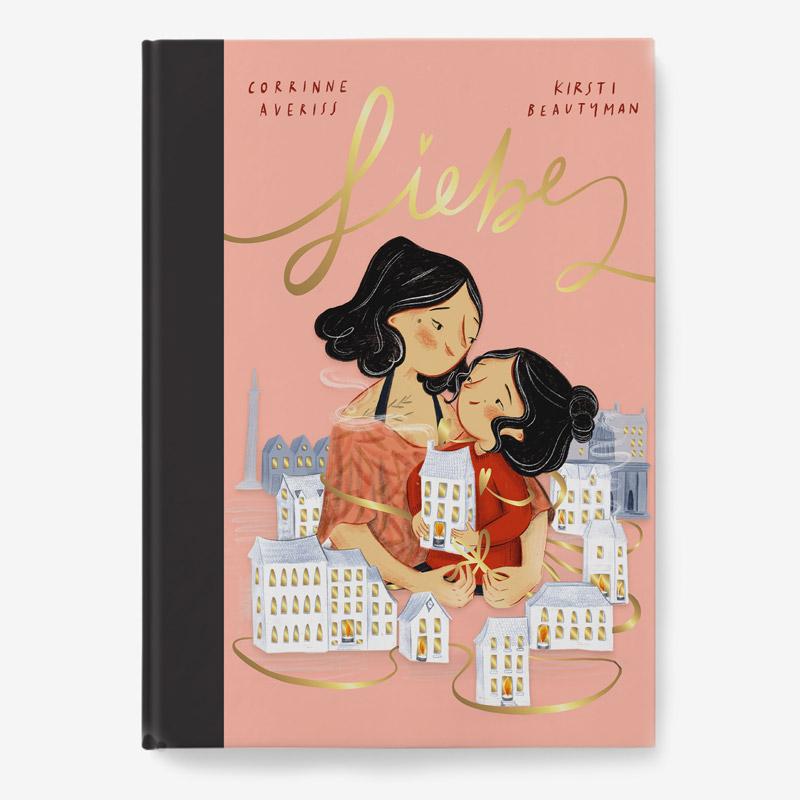 "Cover Kinderbuch ""Liebe"""