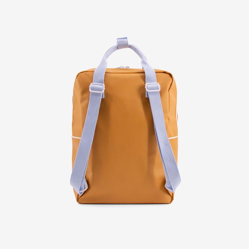 Sticky_Lemon_wanderer_backpack_large_caramell_blue_purple_back